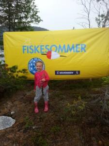 Fiskesommer 2014