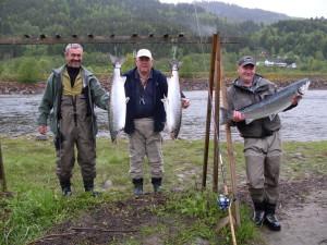 Laksefiskere